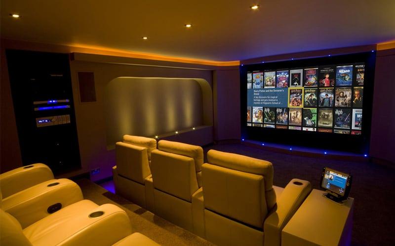 Pixel Aerial - Home Cinema
