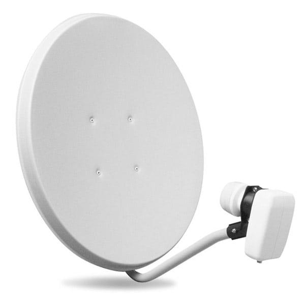 Pixel Aerial - Satellite Dish